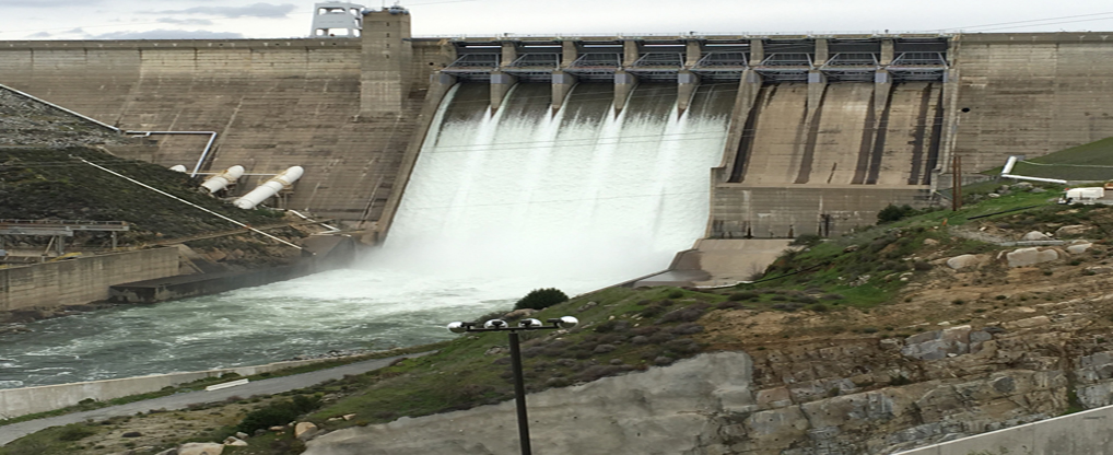 Level of Folsom Lake didn't reach best point