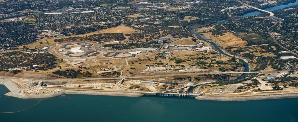 Water Management Program in Folsom Lake